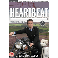 Heartbeat - Sesong 18 (UK-import) (DVD)