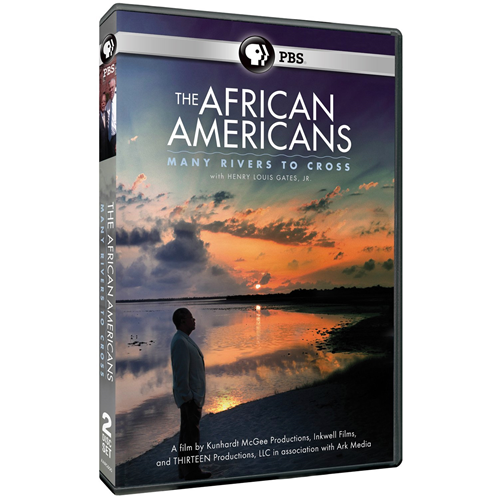The African Americans - Many Rivers To Cross (DVD - SONE 1)