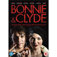 Bonnie & Clyde (UK-import) (DVD)