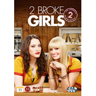 2 Broke Girls - Sesong 2 (DVD)