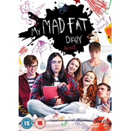 My Mad Fat Diary - Sesong 1 (UK-import) (DVD)