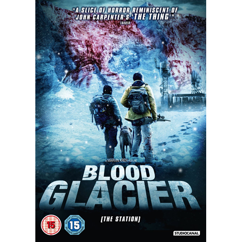 Blood Glacier (UK-import) (DVD)