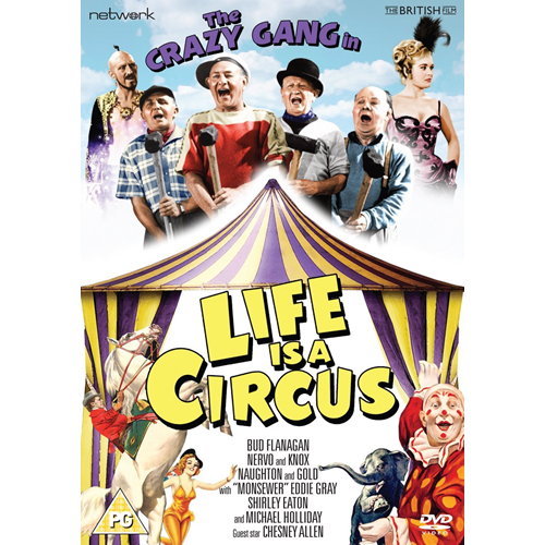 Life Is A Circus (UK-import) (DVD)