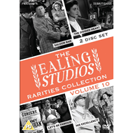 The Ealing Studios Rarities Collection - Volum 10 (UK-import) (DVD)
