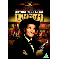 Support Your Local Gunfighter (UK-import) (DVD)