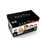 Heroes - The Complete Series (UK-import) (DVD)