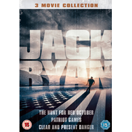 The Jack Ryan Collection (UK-import) (DVD)