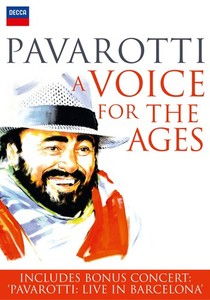 Luciano Pavarotti - A Voice For The Ages (DVD)