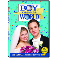 Boy Meets World - Sesong 7 (DVD - SONE 1)