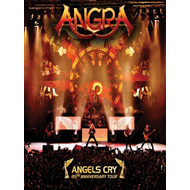 Angra - Angels Cry - 20th Anniversary Tour (DVD)