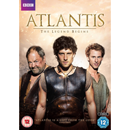 Atlantis - Sesong 1 (UK-import) (DVD)