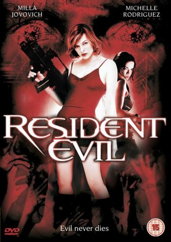 Resident Evil (UK-import) (DVD)