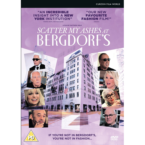 Scatter My Ashes At Bergdorf's (UK-import) (DVD)