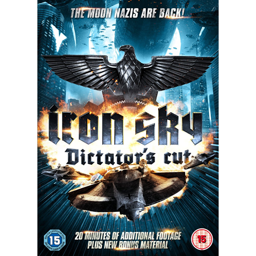 Iron Sky - Dictator's Cut (UK-import) (DVD)