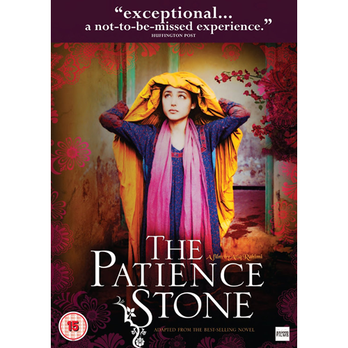 The Patience Stone Uk Import