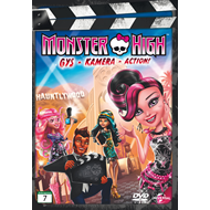 Monster High - Gys, Kamera, Action! (DVD)