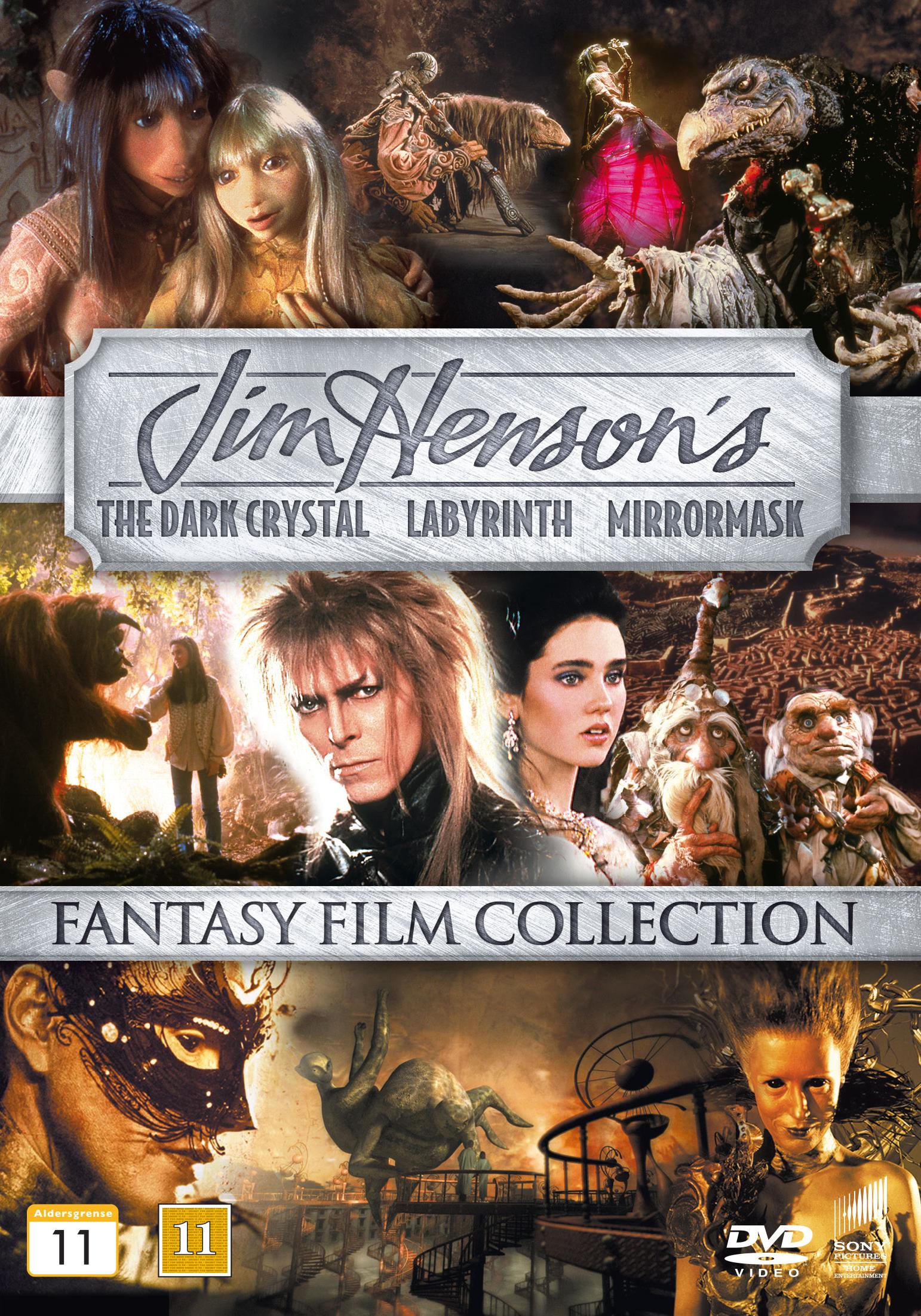 Jim Henson S Fantasy Film Collection