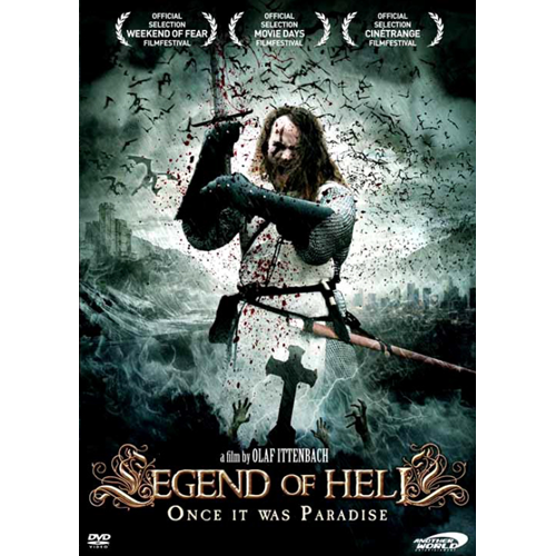 Legend Of Hell (DVD)