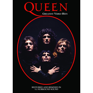 Queen - Greatest Video Hits (Restored & Remastered) (DVD - SONE 1)