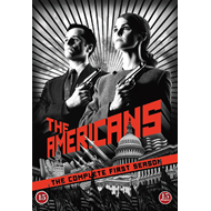 The Americans - Sesong 1 (DVD)