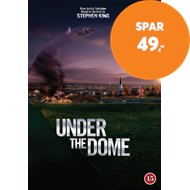 Produktbilde for Under The Dome - Sesong 1 (DVD)