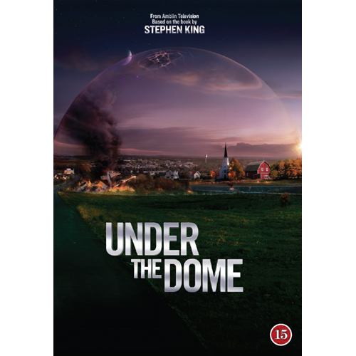 Under The Dome - Sesong 1 (DVD)