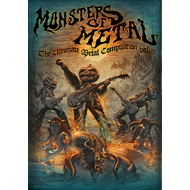 Monsters Of Metal Vol. 9 (DVD + Blu-ray)
