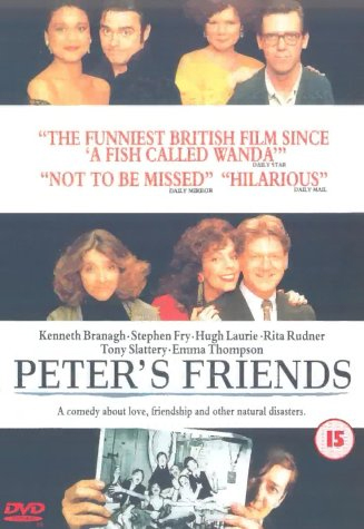 Peter's Friends (UK-import) (DVD)