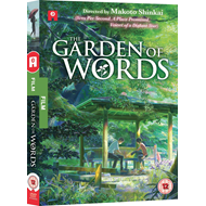The Garden Of Words (UK-import) (DVD)