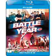 Battle Of The Year (Blu-ray 3D)