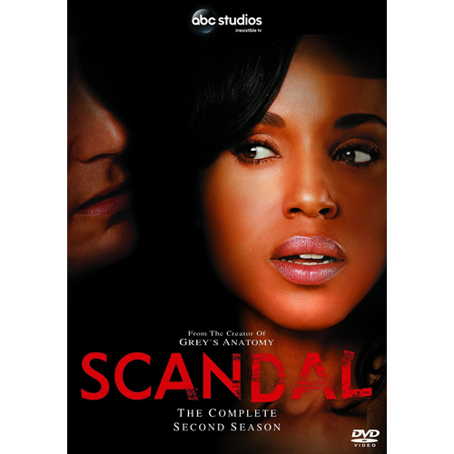 Scandal - Sesong 2 (UK-import) (DVD)