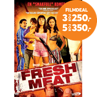 Produktbilde for Fresh Meat (DVD)