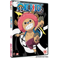 One Piece - Collection 4 (UK-import) (DVD)