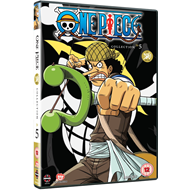 One Piece - Collection 5 (UK-import) (DVD)