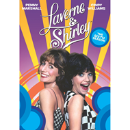 Laverne & Shirley - Sesong 6 (DVD - SONE 1)