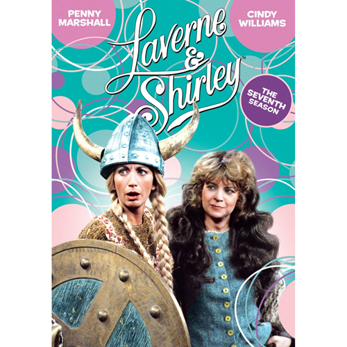 Laverne & Shirley - Sesong 7 (DVD - SONE 1)