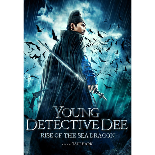 Young Detective Dee - Rise Of The Sea Dragon (DVD - SONE 1)