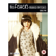 Miss Fisher's Murder Mysteries - Sesong 2 (UK-import) (DVD)