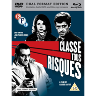 Classe Tous Risques (UK-import) (Blu-ray + DVD)