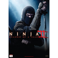 Ninja 2 - Shadow Of A Tear (DVD)