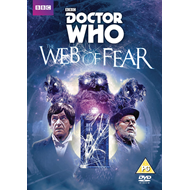 Doctor Who - Web Of Fear (UK-import) (DVD)