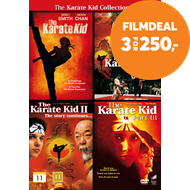 Produktbilde for The Karate Kid Collection (DVD)
