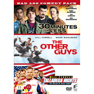 30 Minutes Or Less / The Other Guys / Talladega Nights (DVD)