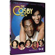 The Cosby Show - Sesong 1 & 2 (DVD - SONE 1)