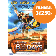Produktbilde for Around The World In 80 Days (UK-import) (DVD)