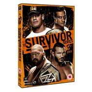 WWE: Survivor Series 2013 (UK-import) (DVD)