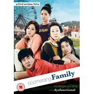Boomerang Family (UK-import) (DVD)