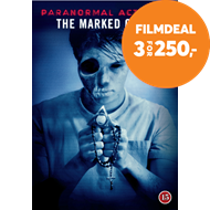 Produktbilde for Paranormal Activity - The Marked Ones (DVD)
