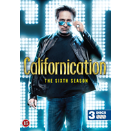 Produktbilde for Californication - Sesong 6 (DVD)