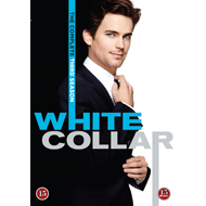 White Collar - Sesong 3 (DVD)
